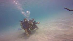 Scuba Diving Curacao